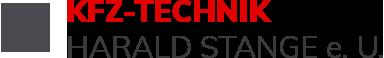 KFZ Technik Harald Stange e.U. - Logo